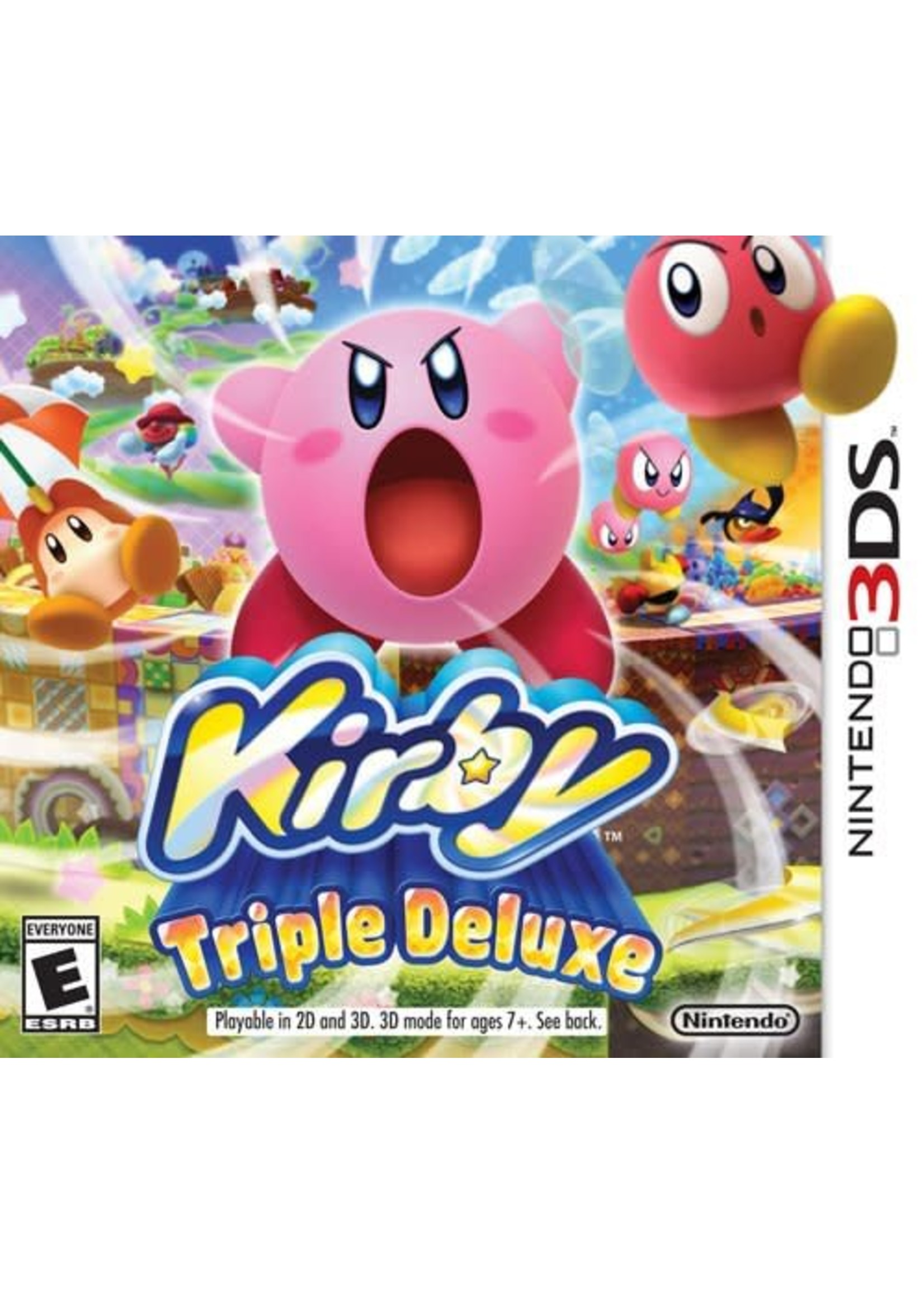 Kirby: Triple Deluxe - 3DS NEW