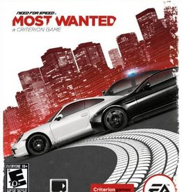 Need for Speed: Most Wanted - PSV PrePlayed