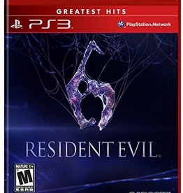 Resident Evil 6 - PS3 PrePlayed