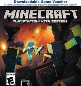 Minecraft (DLC Voucher) - PSV NEW