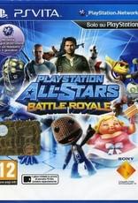 PlayStation All Stars Battle Royale - PSV PrePlayed