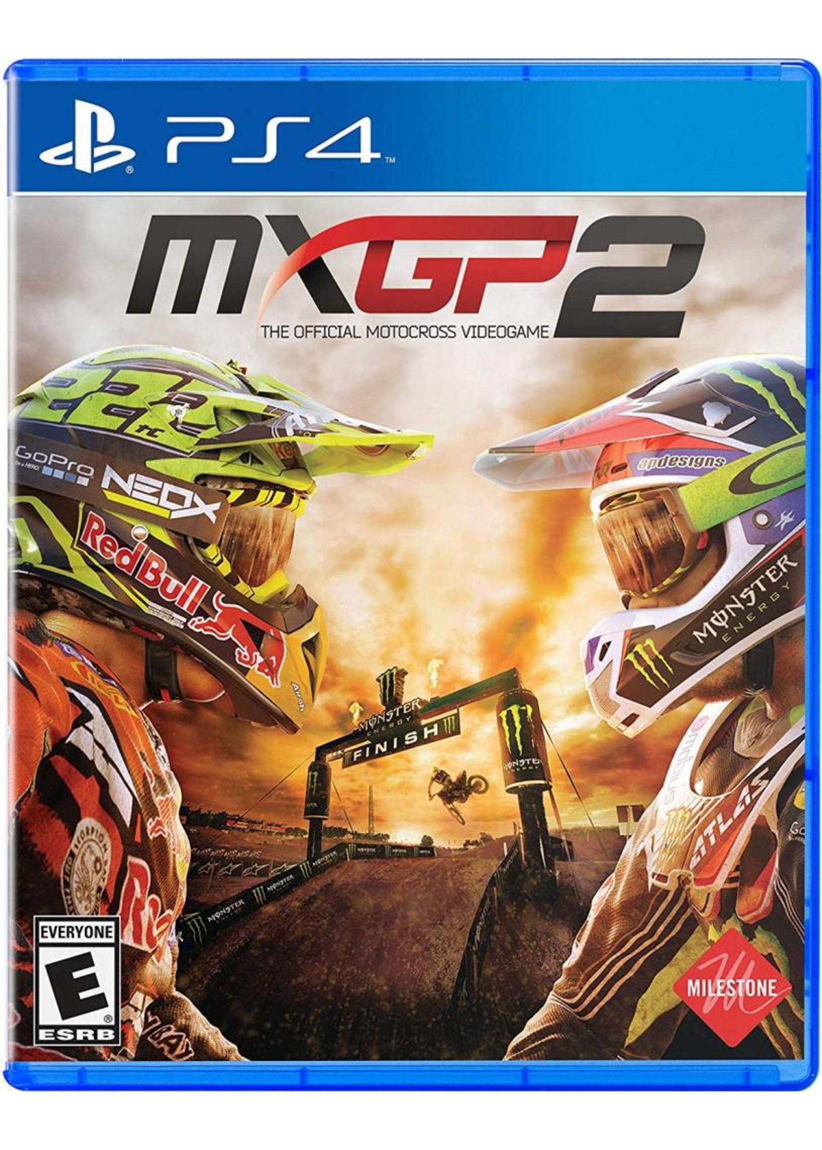 MXGP 2 - PS4 NEW