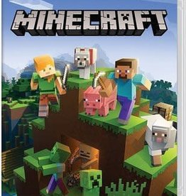 Minecraft - SWITCH NEW