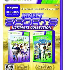 Kinect Sports Ultimate Collection - XB360 NEW