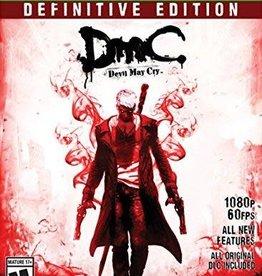 DMC Devil May Cry Definitive Edition - XBOne NEW