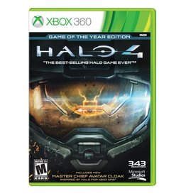Halo 4 Game of the Year Edition - XB360 NEW