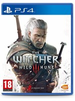 The Witcher 3 Wild Hunt - PS4 PrePlayed