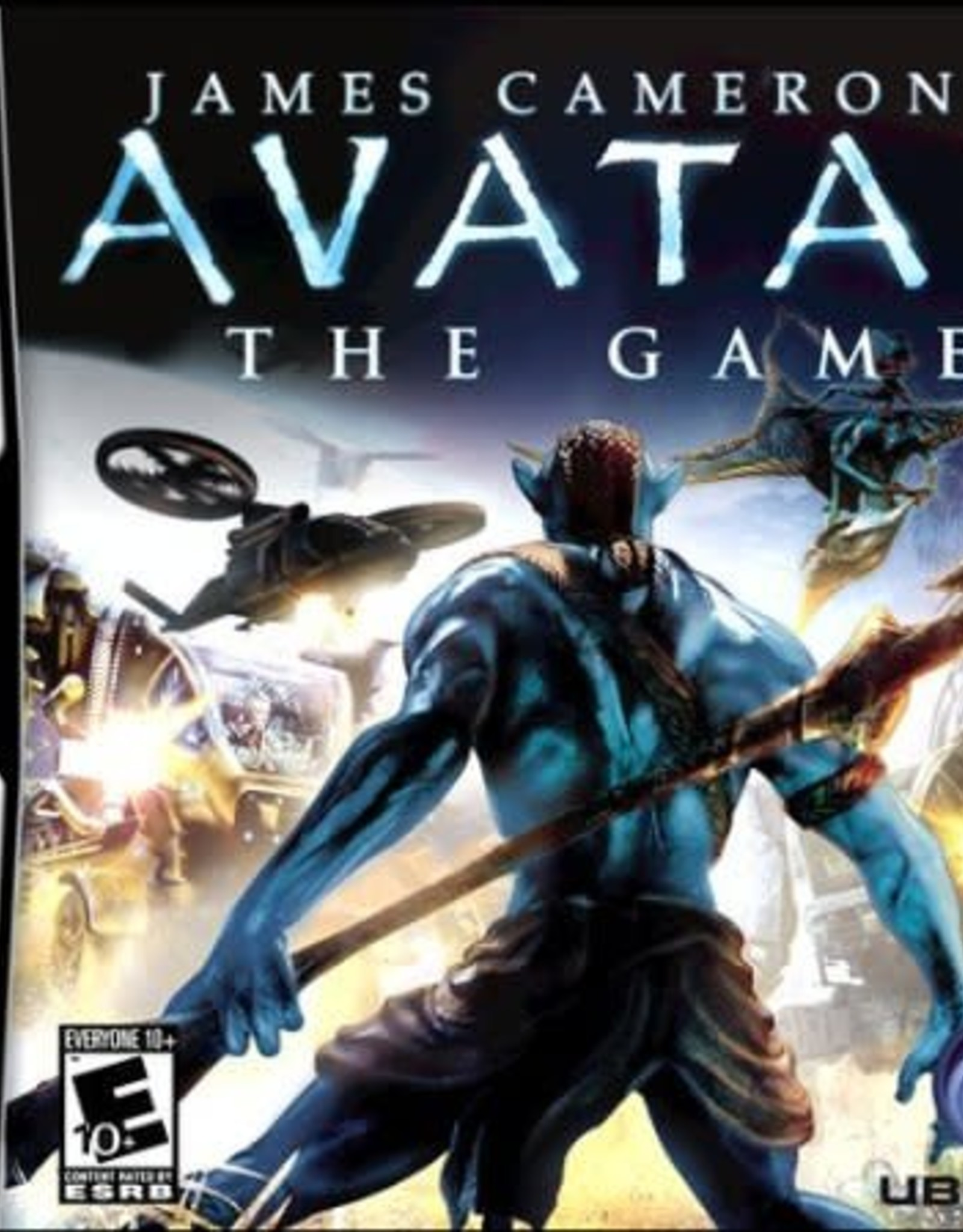 James Cameron: Avatar Game - NDS NEW