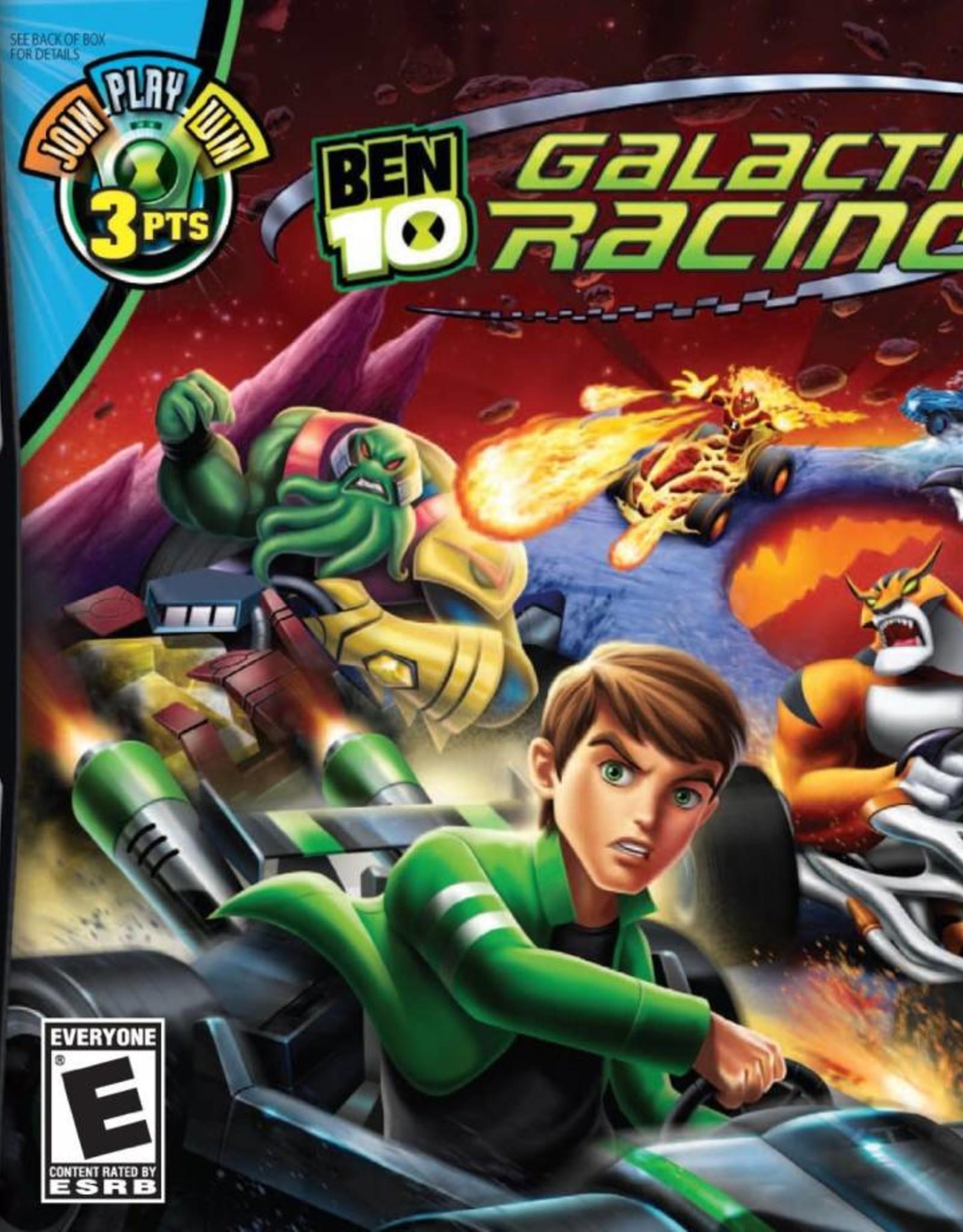 Ben 10 Galactic Racing - NDS NEW