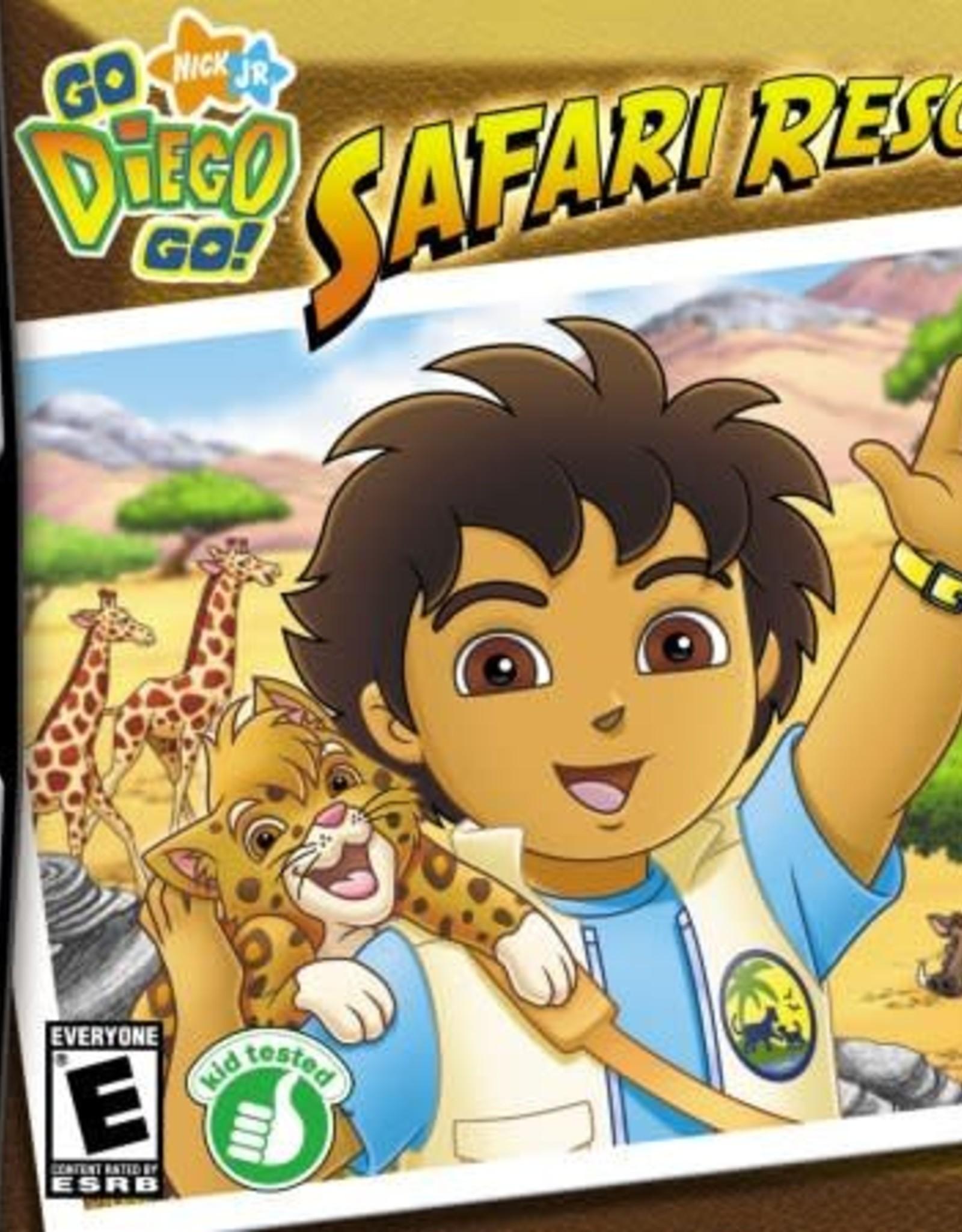 Diego Safari Rescue - NDS NEW