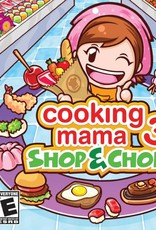 Cooking Mama 3 Shop & Chop - NDS NEW
