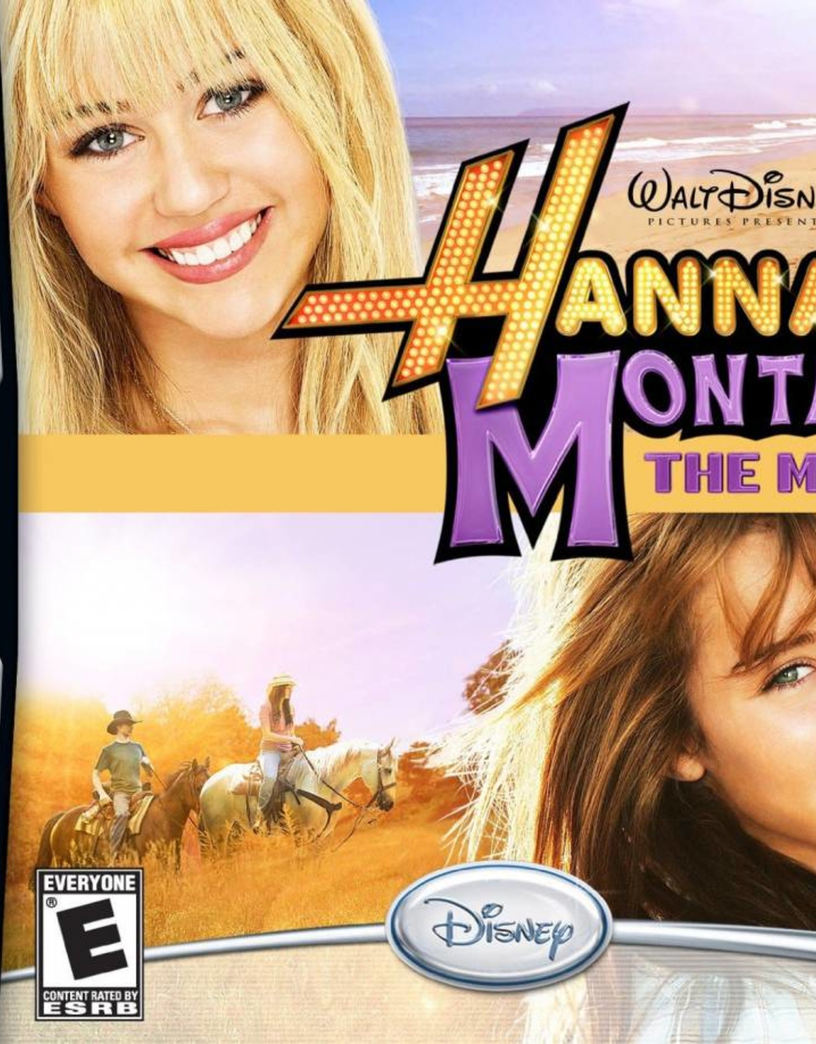Hannah Montana: The Movie - NDS NEW