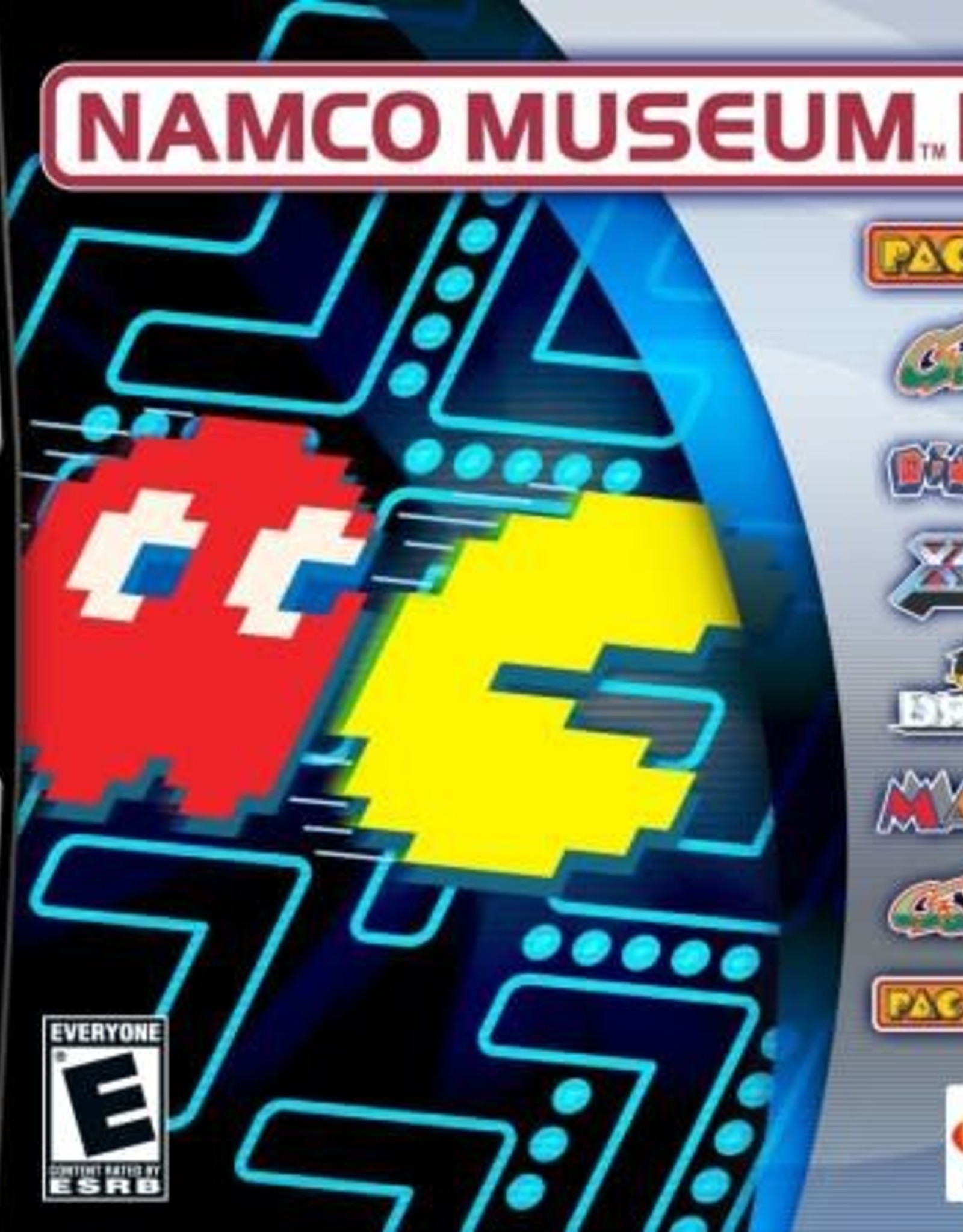 Namco Museum DS - NDS NEW