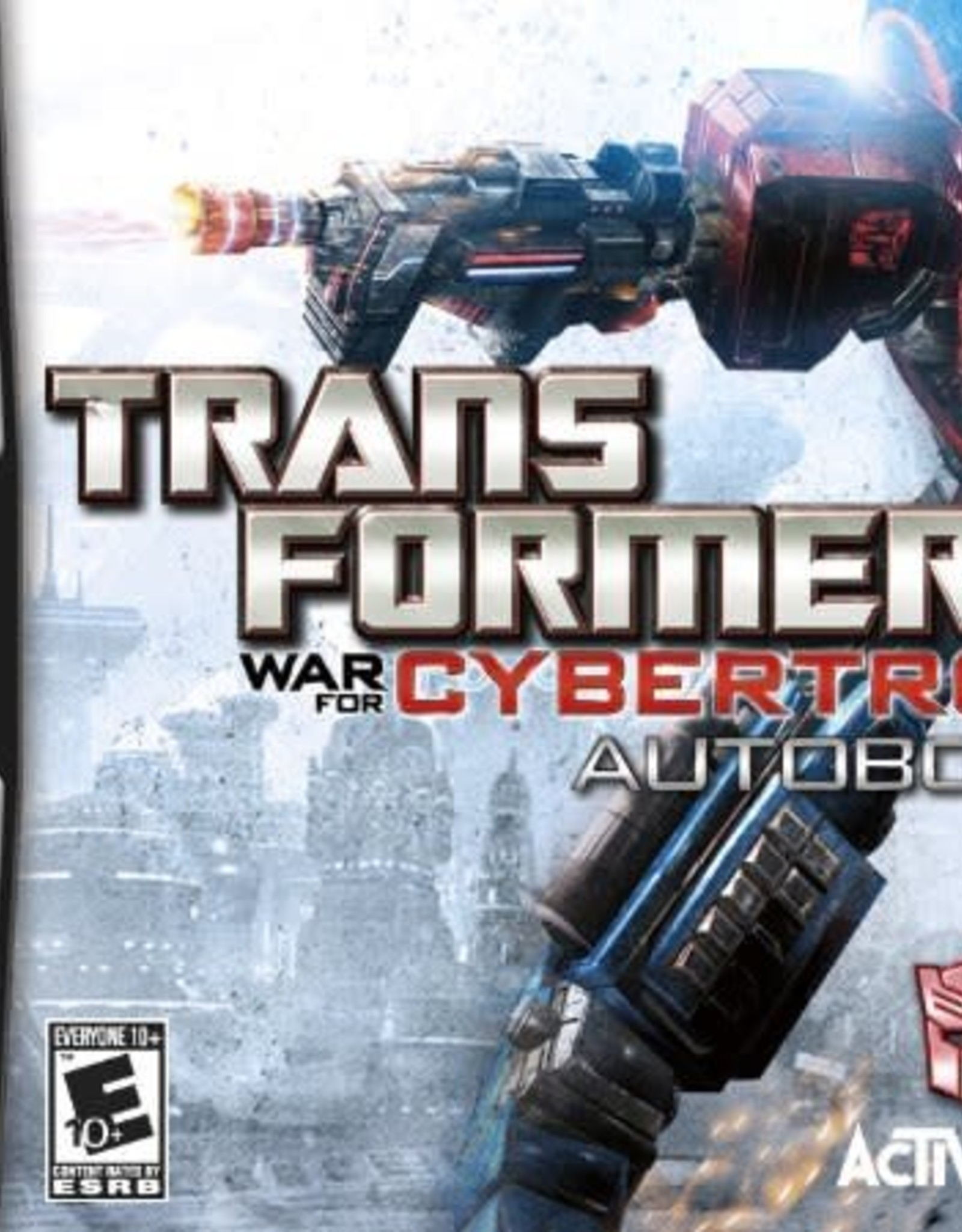 Transformers: War for Cybertron Autobots - NDS NEW