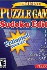 Sodoku Puzzle Games - NDS NEW