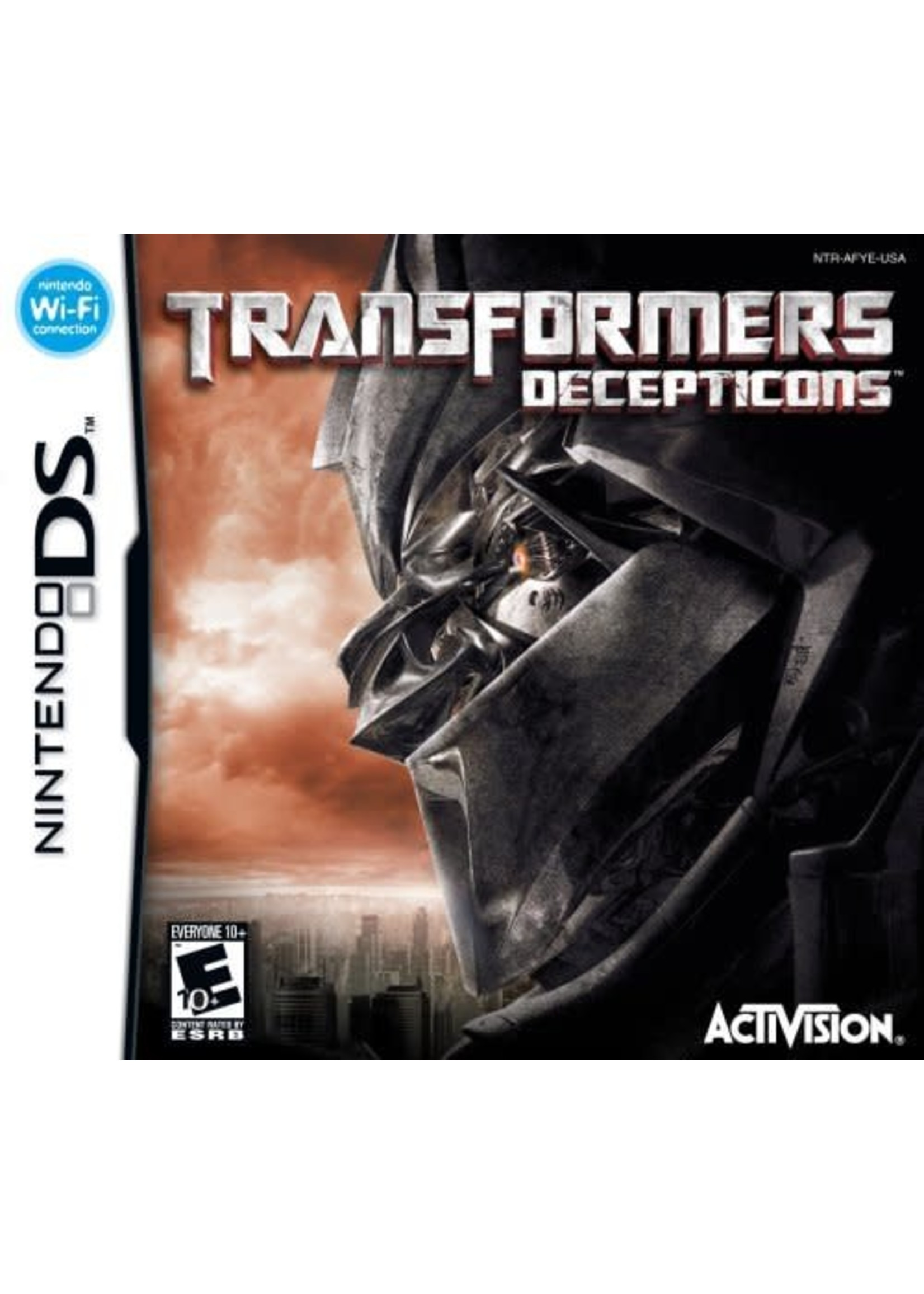 Transformers Decepticons - NDS NEW