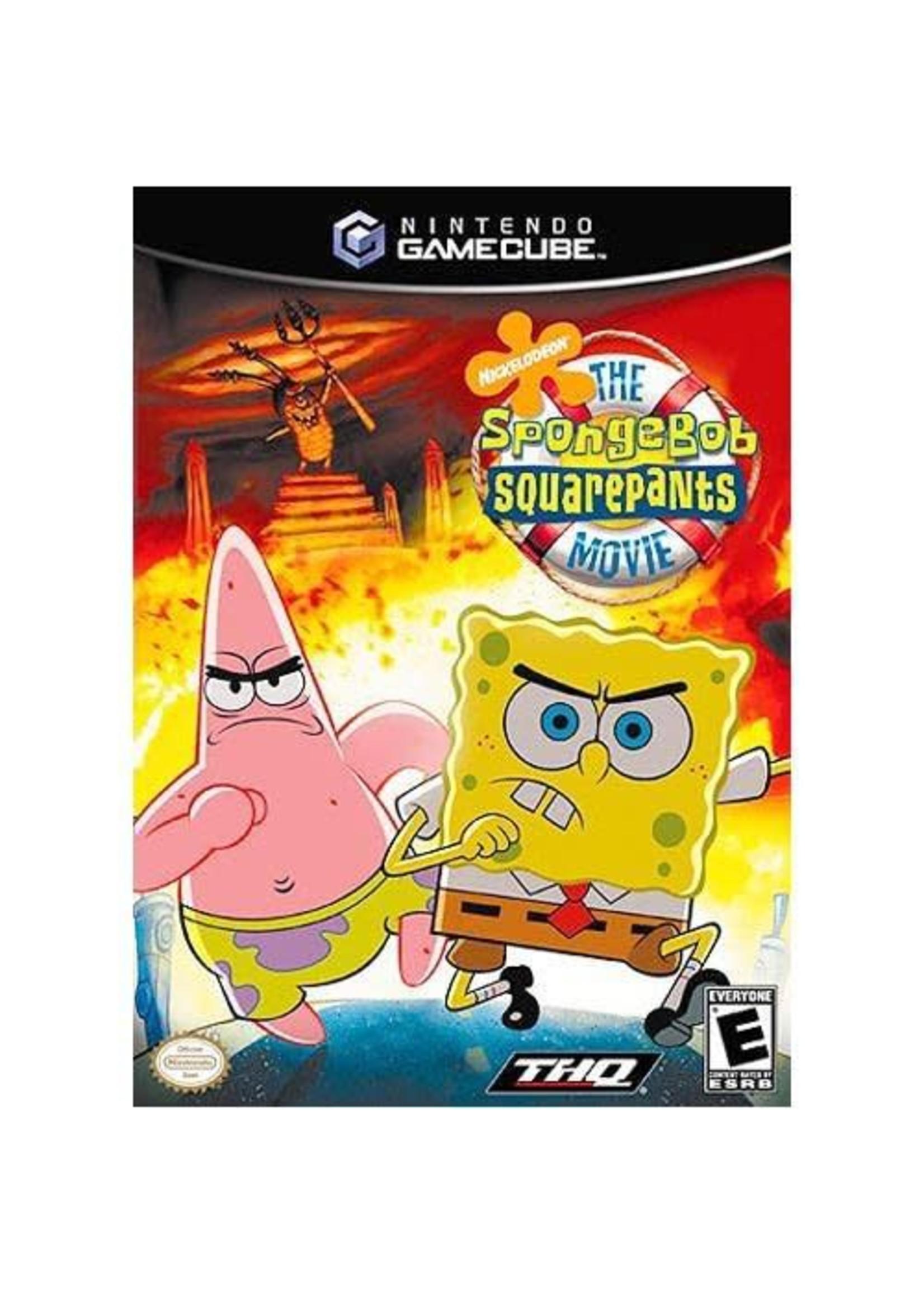 Spongebob Movie Game - NGC NEW