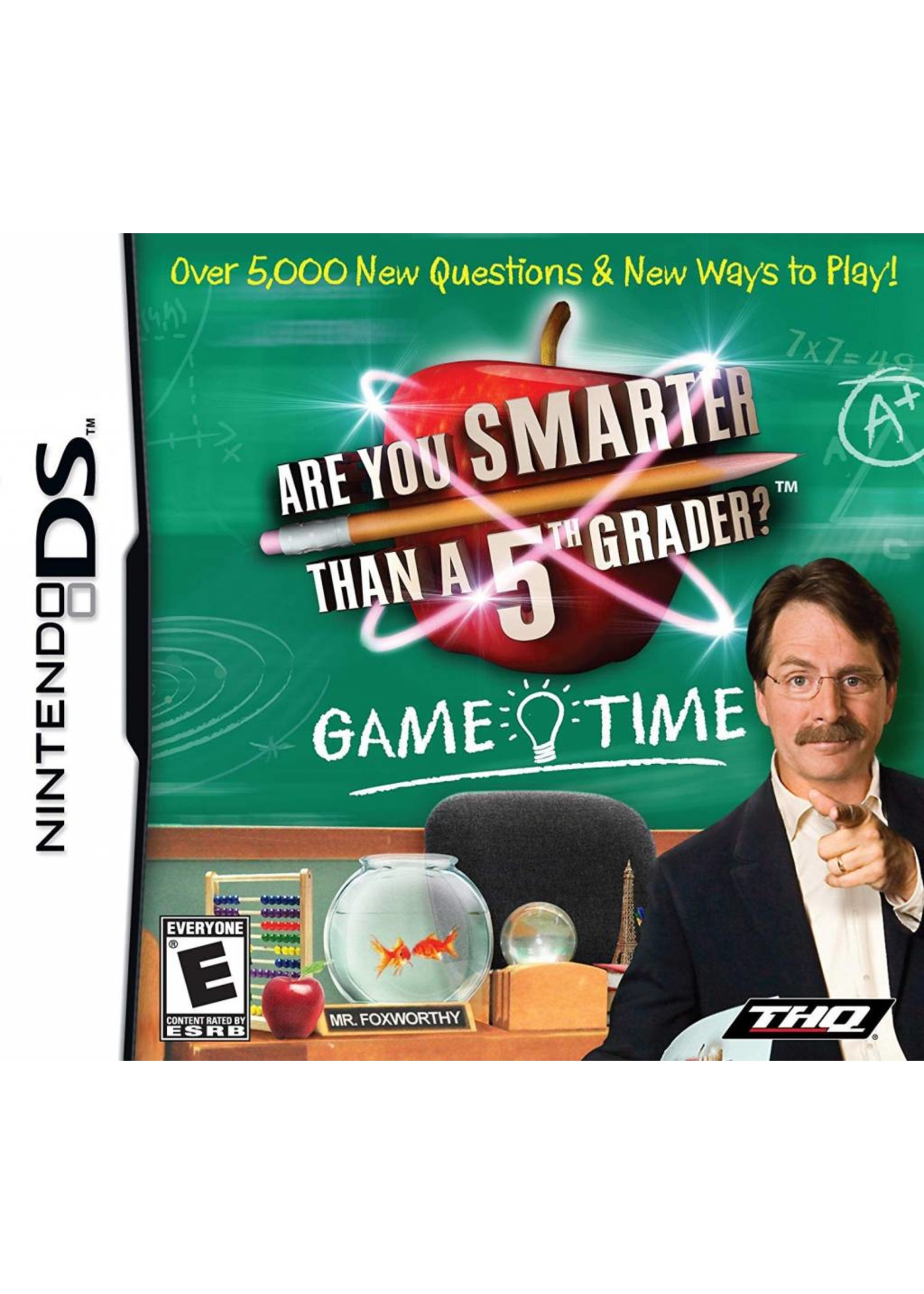 Are You Smarter Than a 5th Grader - NDS PrePlayed