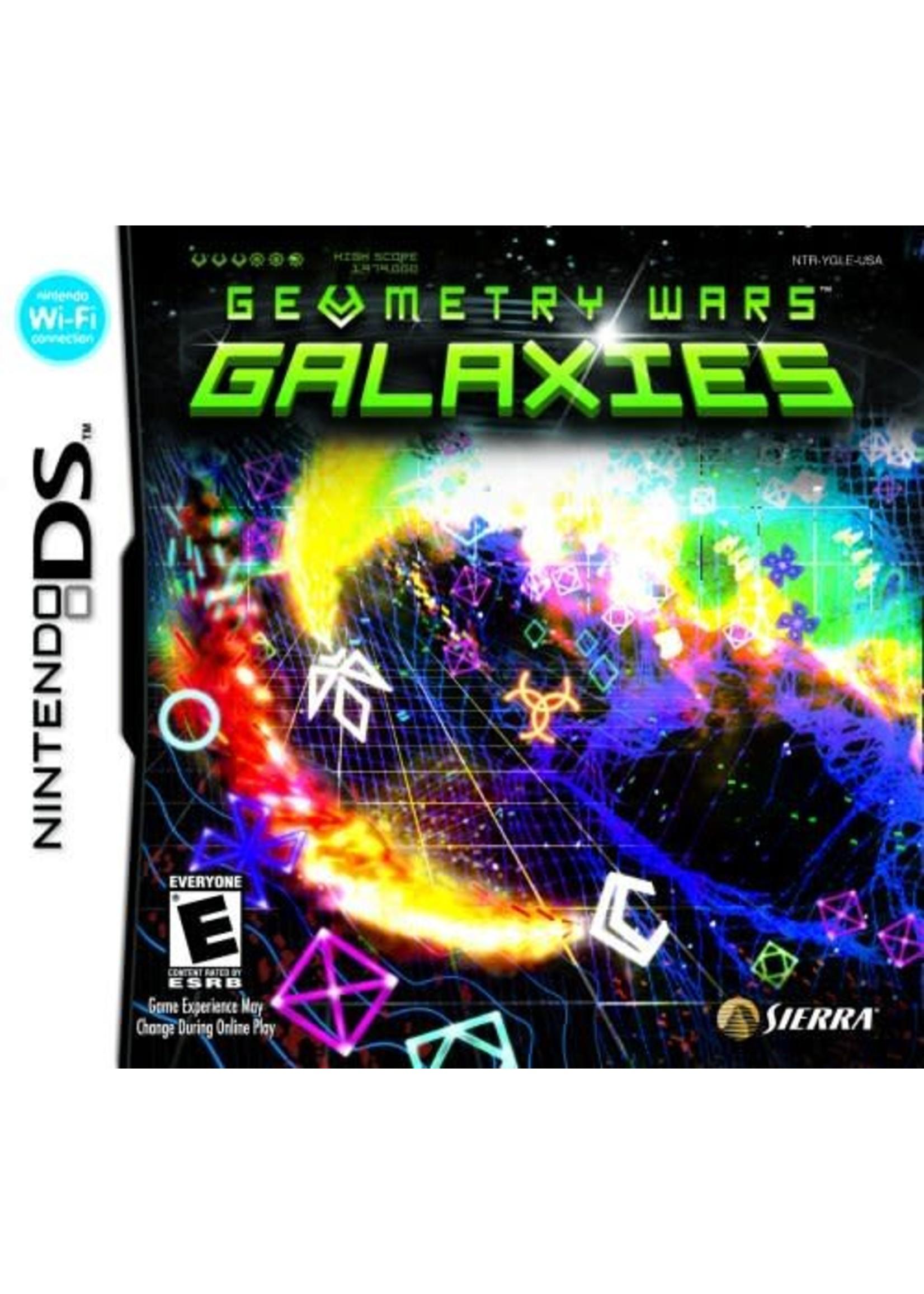 Geometry Wars - NDS PrePlayed