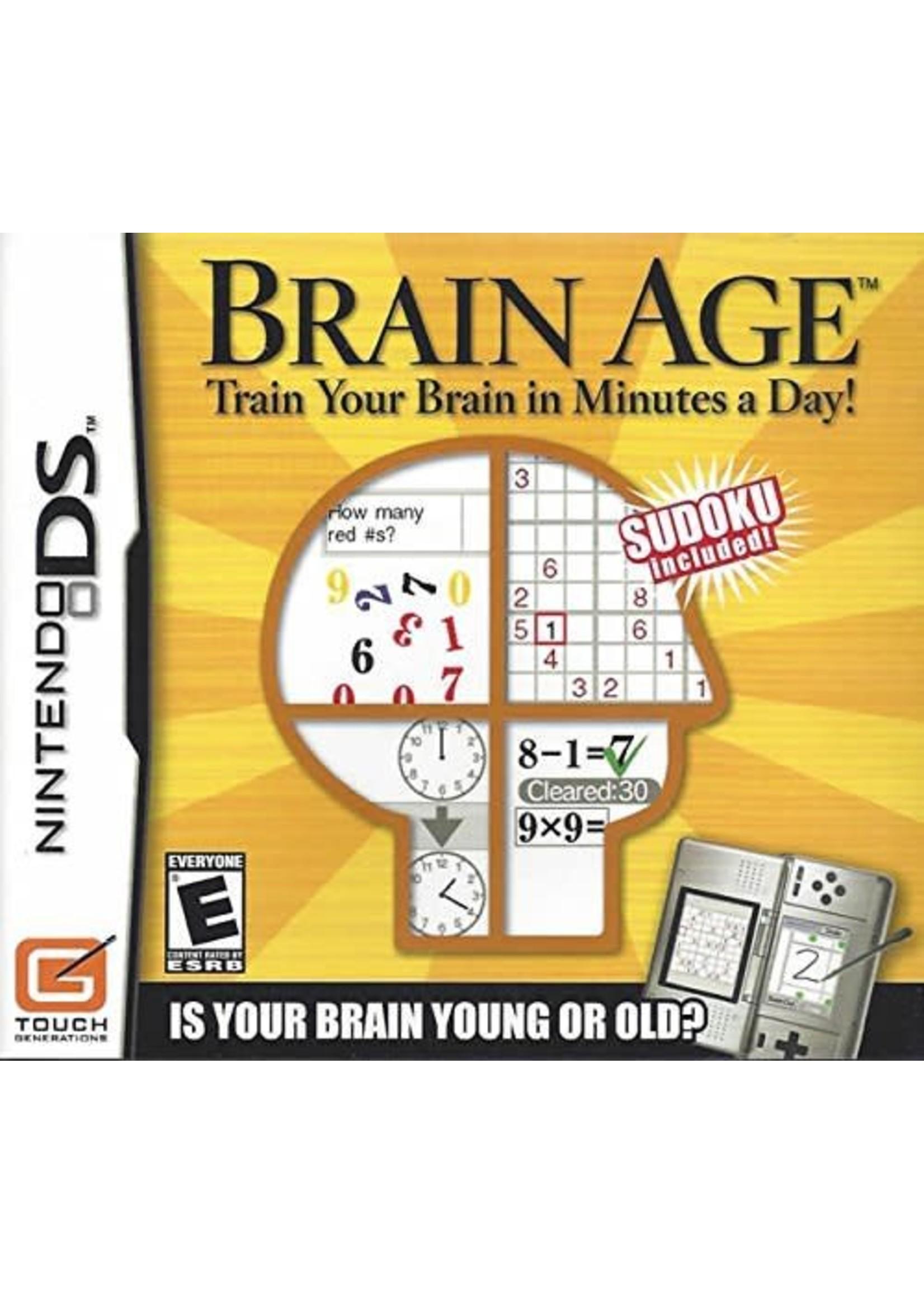 Brain Age - NDS PrePlayed