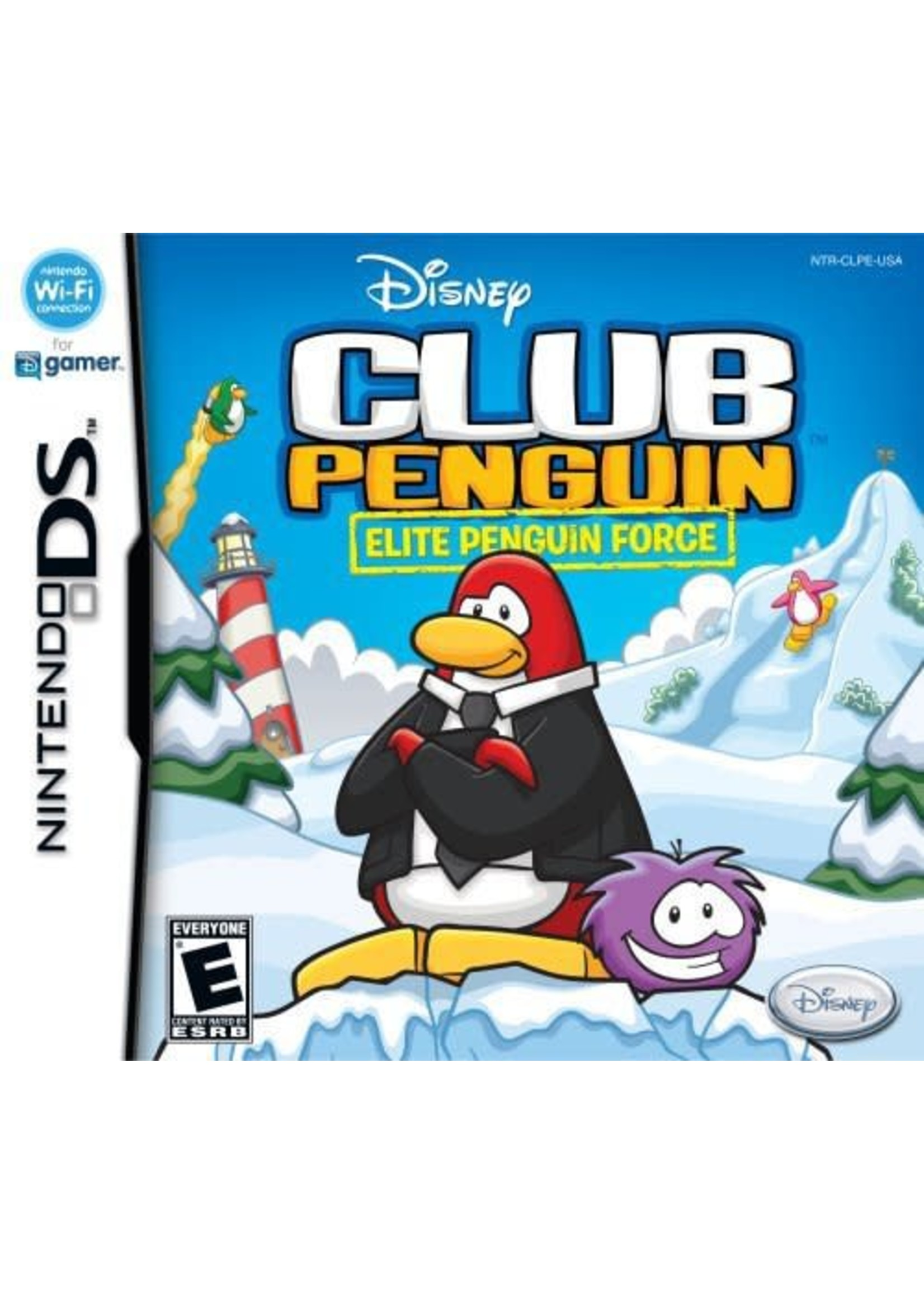 Club Penguin: Elite Penguin Force - NDS PrePlayed