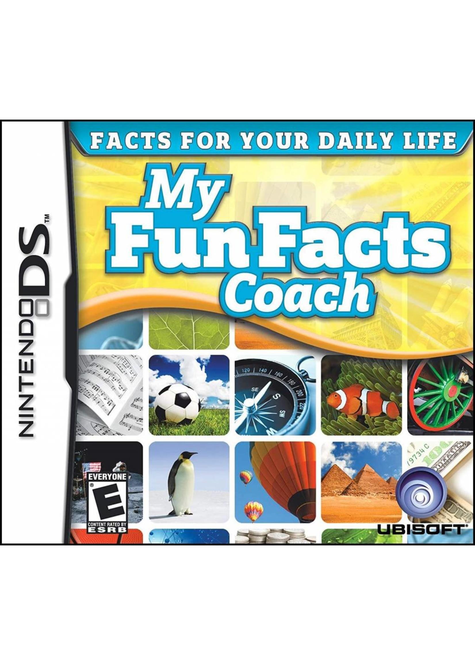 My Fun Facts Coach - NDS PrePlayed