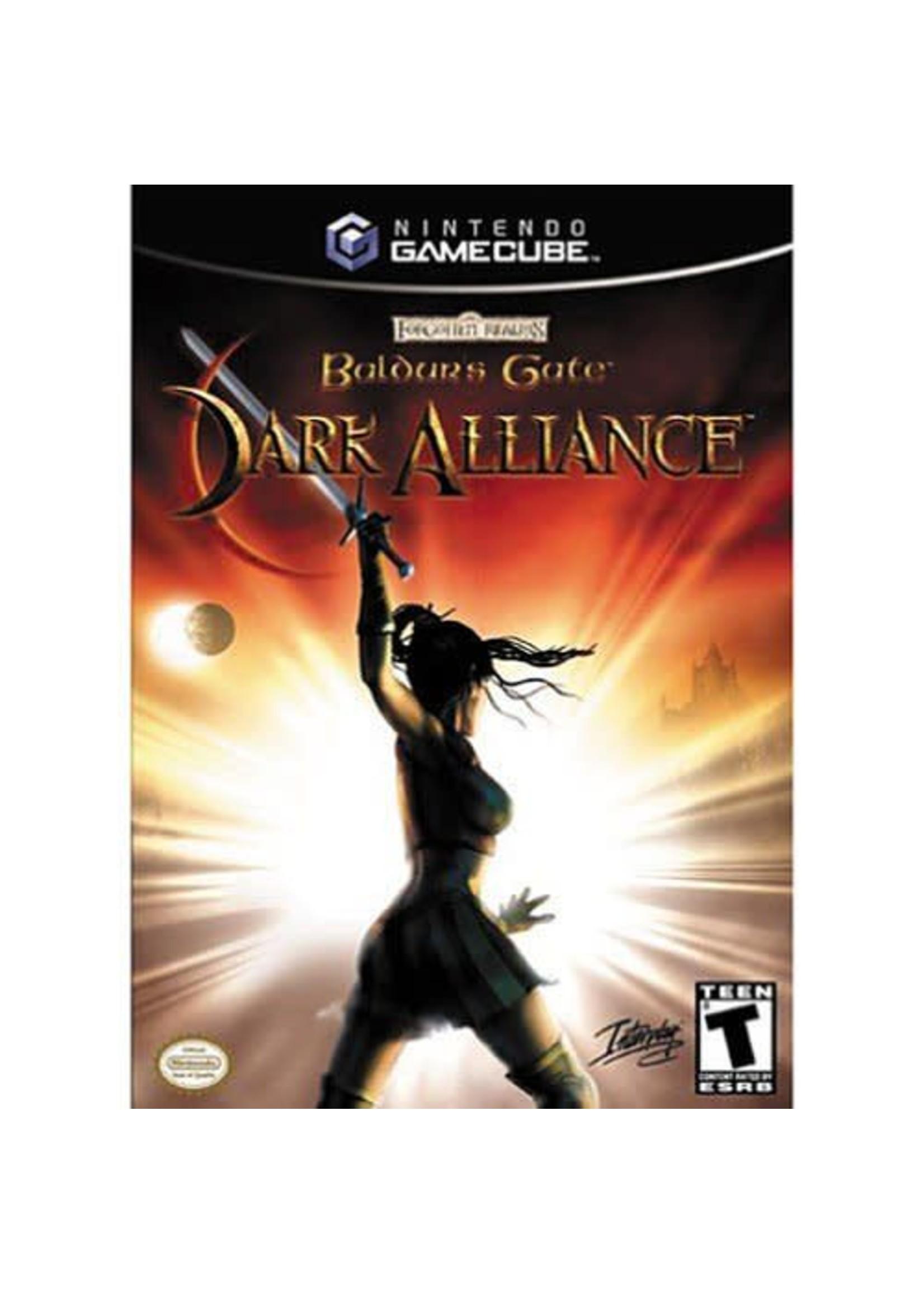Baldur's Gate: Dark Alliance - NGC PrePlayed