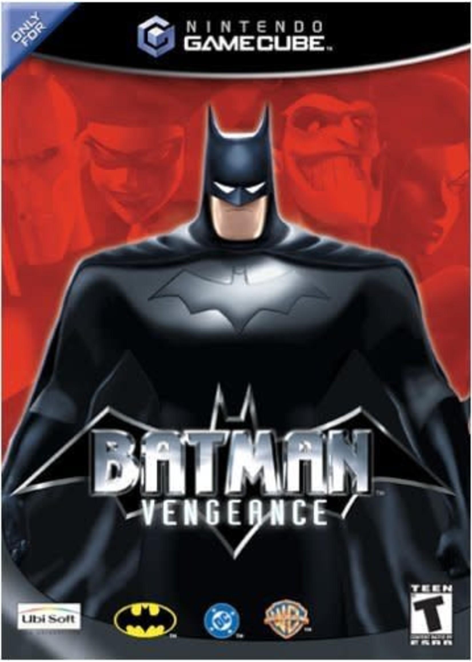 Batman: Vengeance - NGC PrePlayed