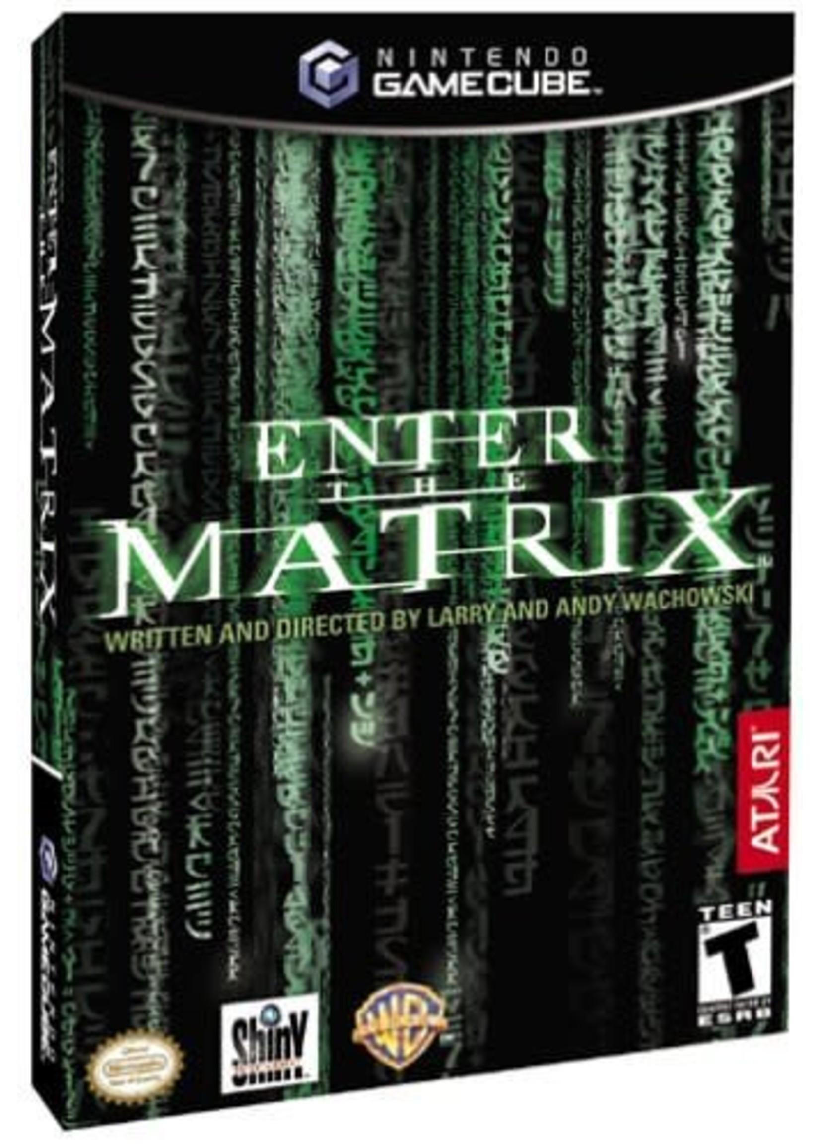 Enter The Matrix - NGC PrePlayed