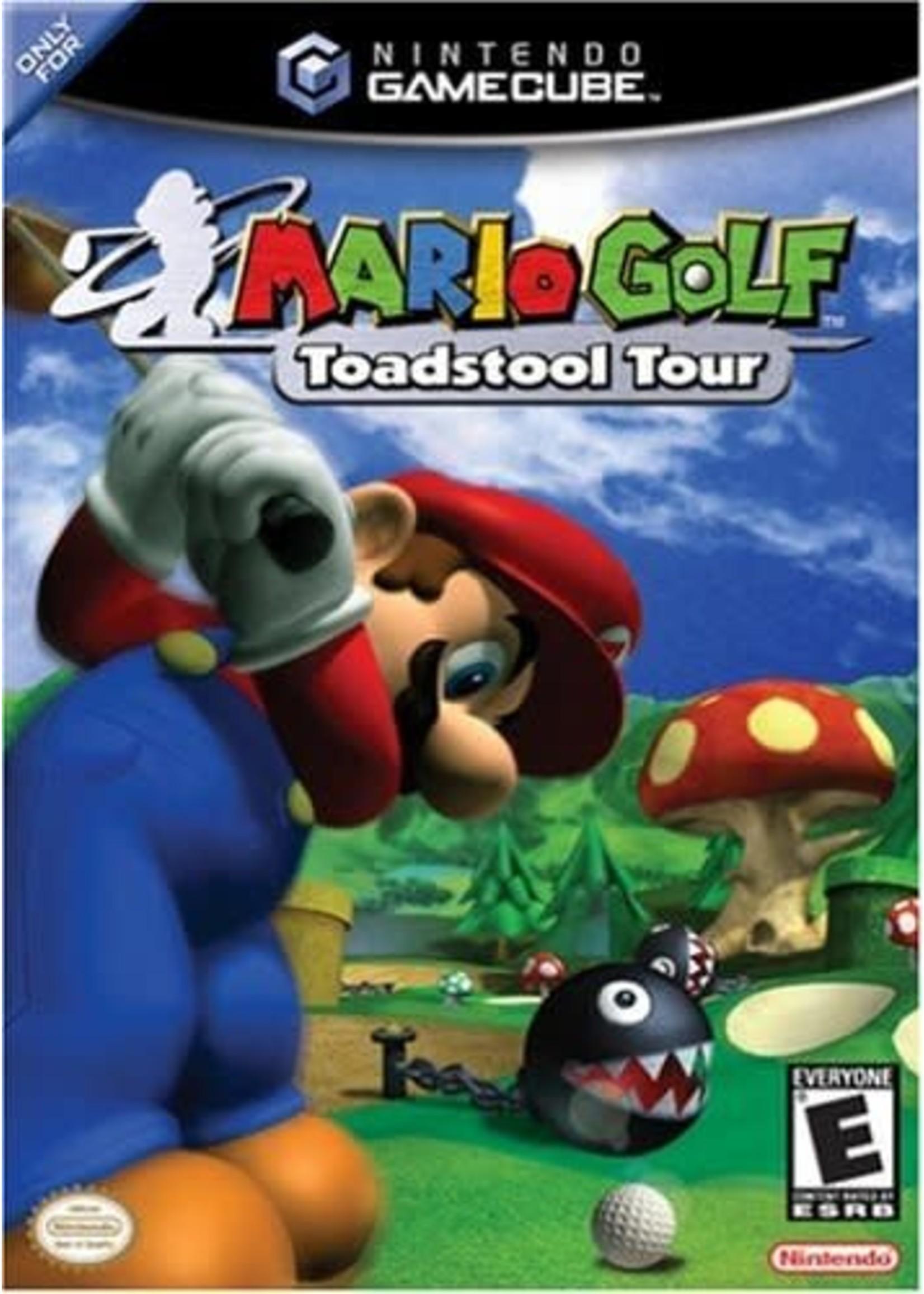 Mario Golf: Toadstool Tour - NGC PrePlayed