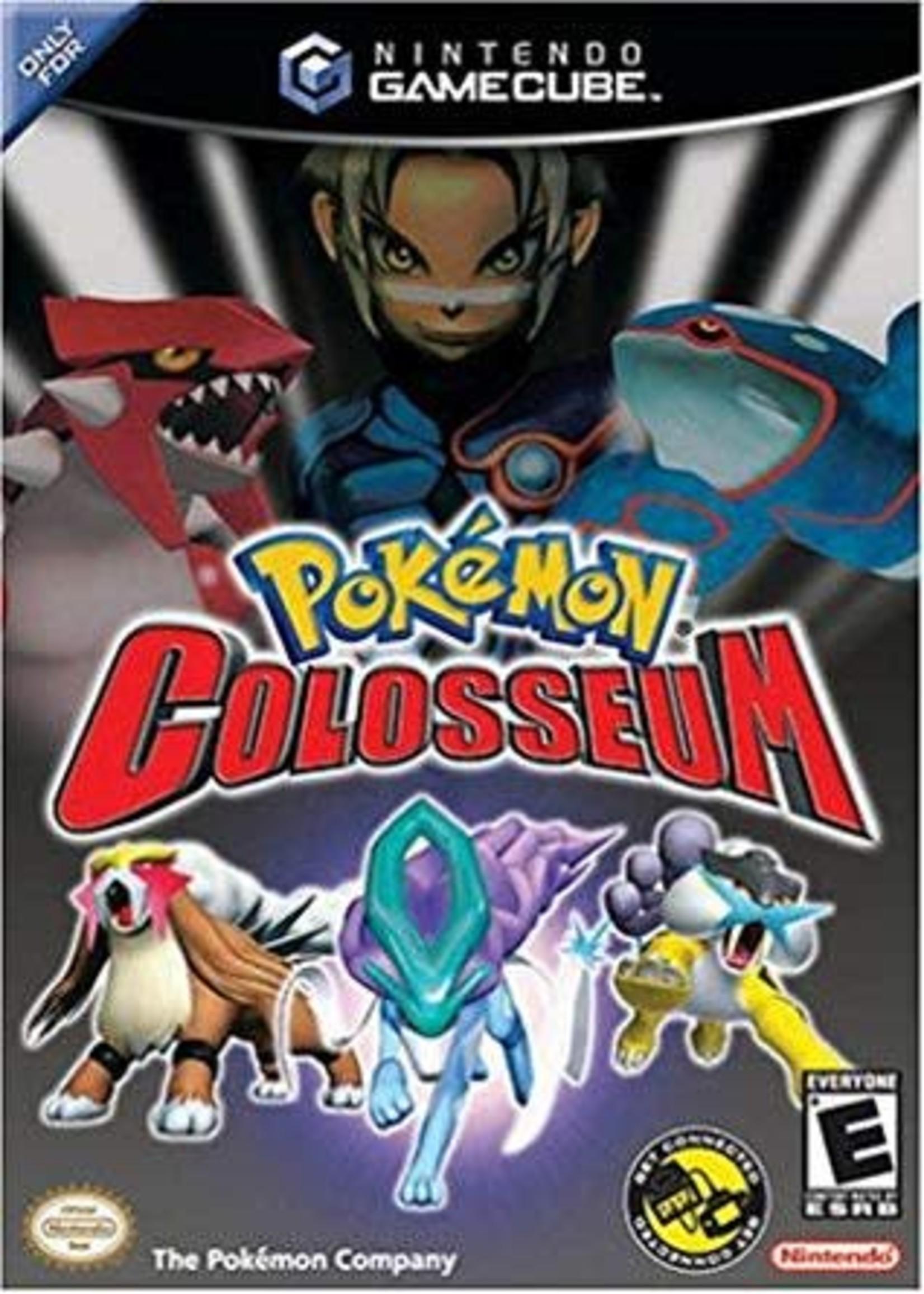 Pokemon Colosseum - NGC PrePlayed