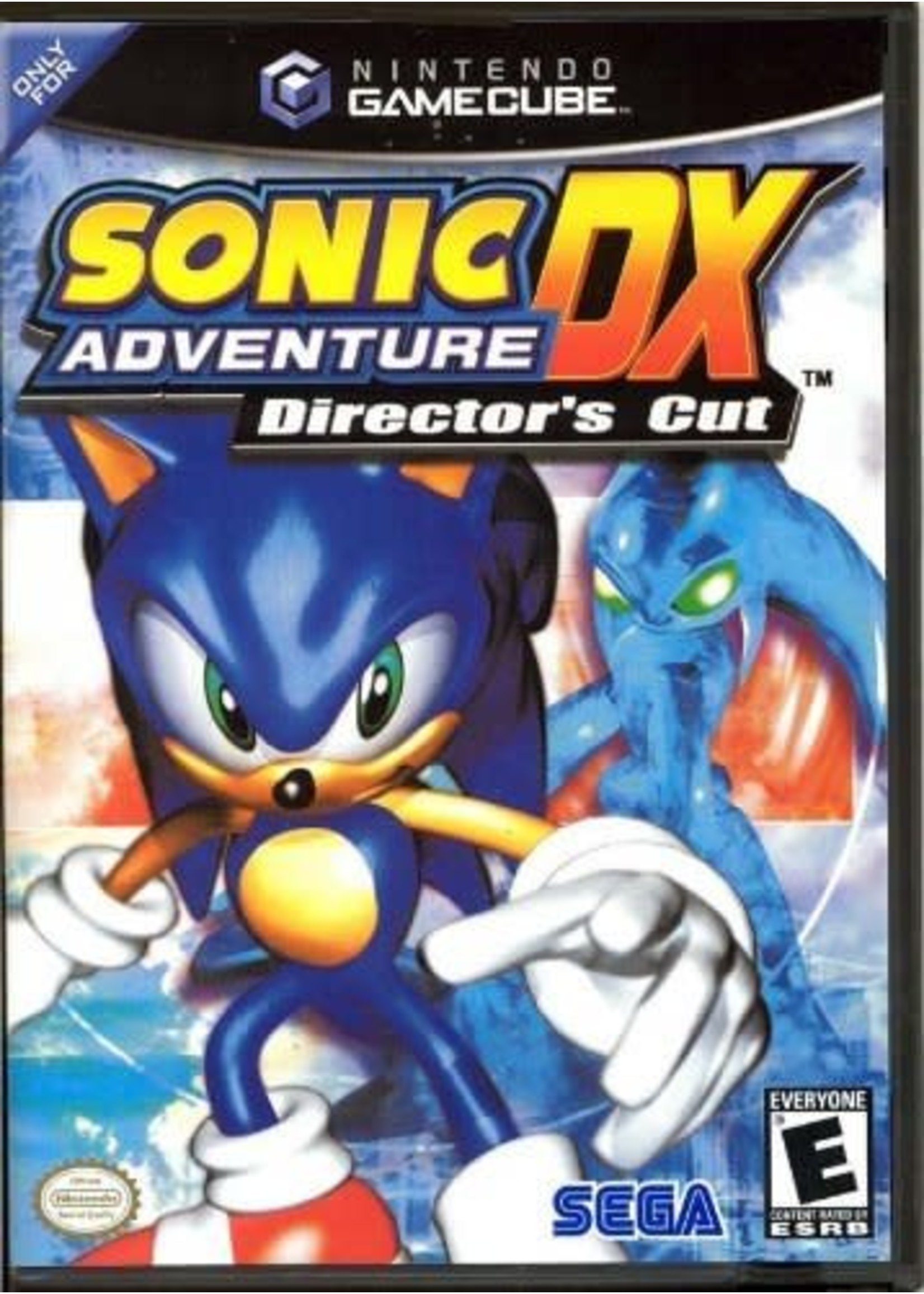 Sonic Adventure DX: Director's Cut - NGC PrePlayed