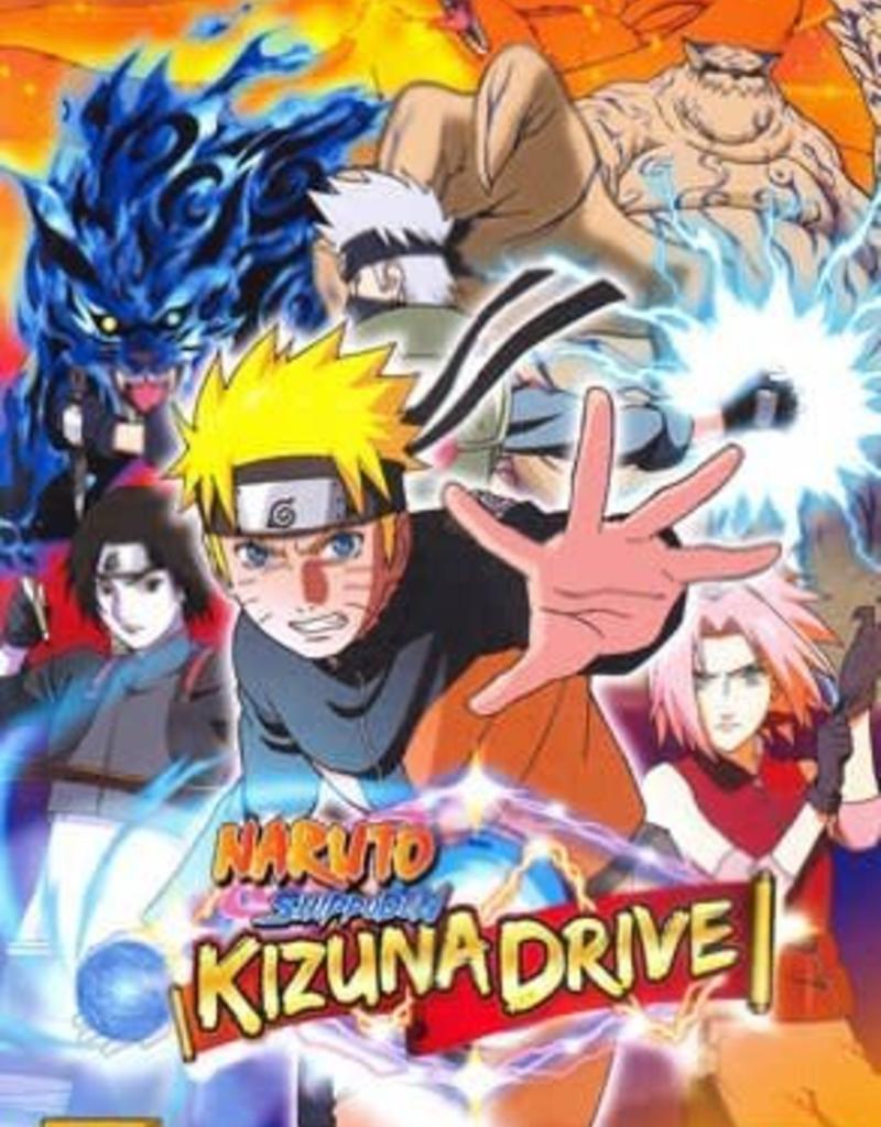 Naruto Shippuden: Kizuna Drive - PSP PrePlayed
