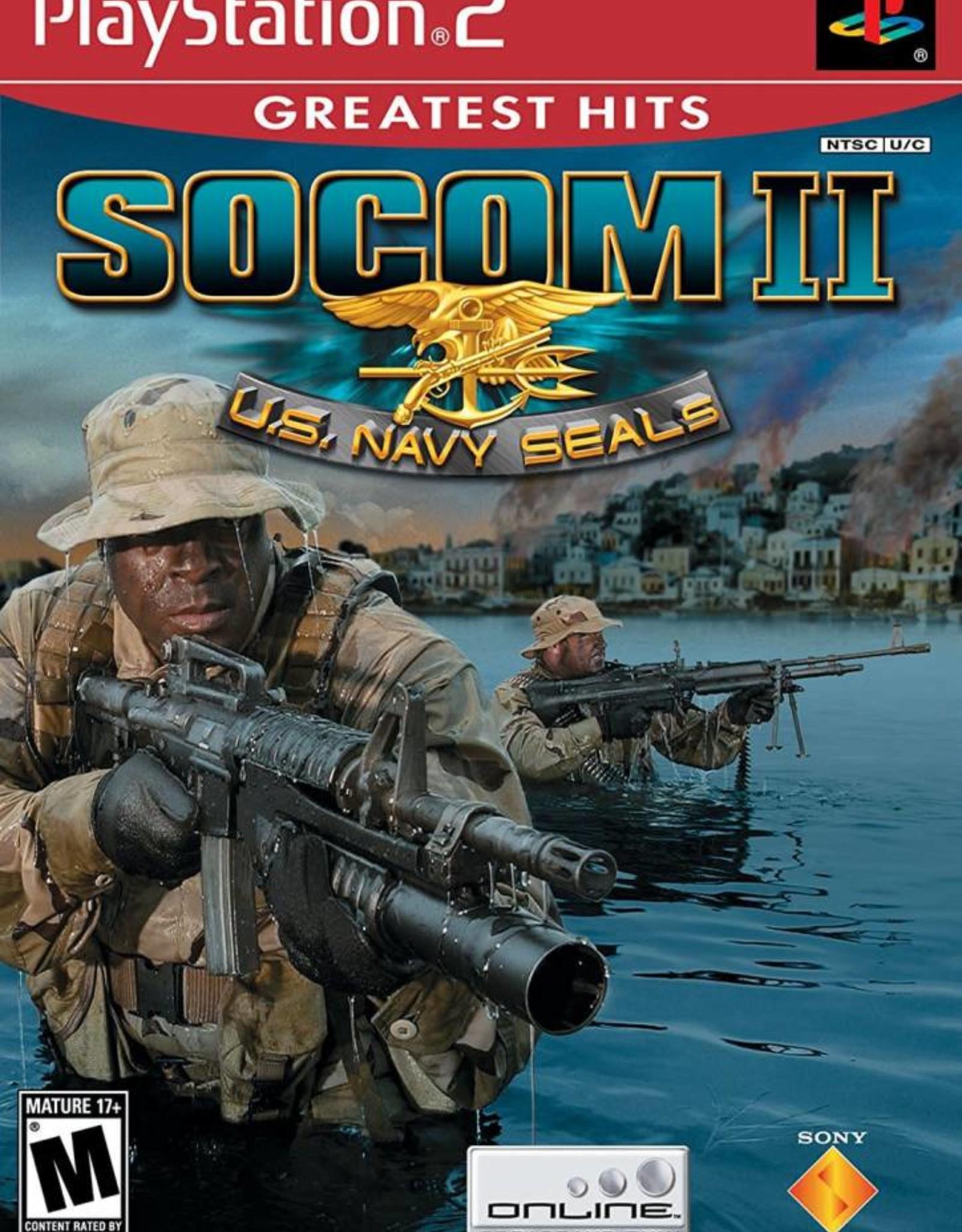 Us Navy Seals Roblox Socom 2 Us Navy Seals Ps2 Preplayed Play Barbados