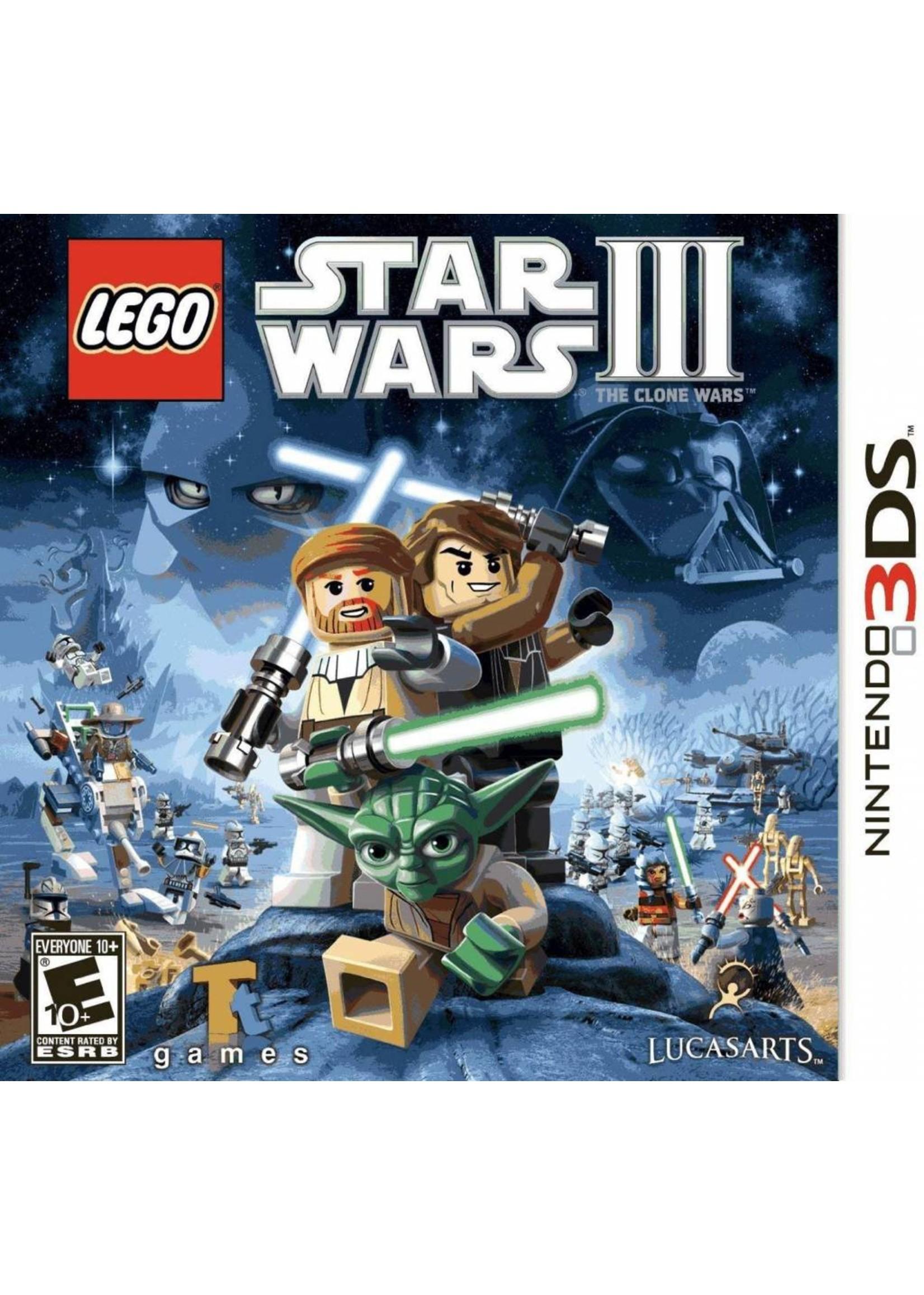 LEGO Star Wars 3 - NDS PrePlayed