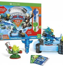 Skylanders Trap Team Starter Pack - XBOne NEW