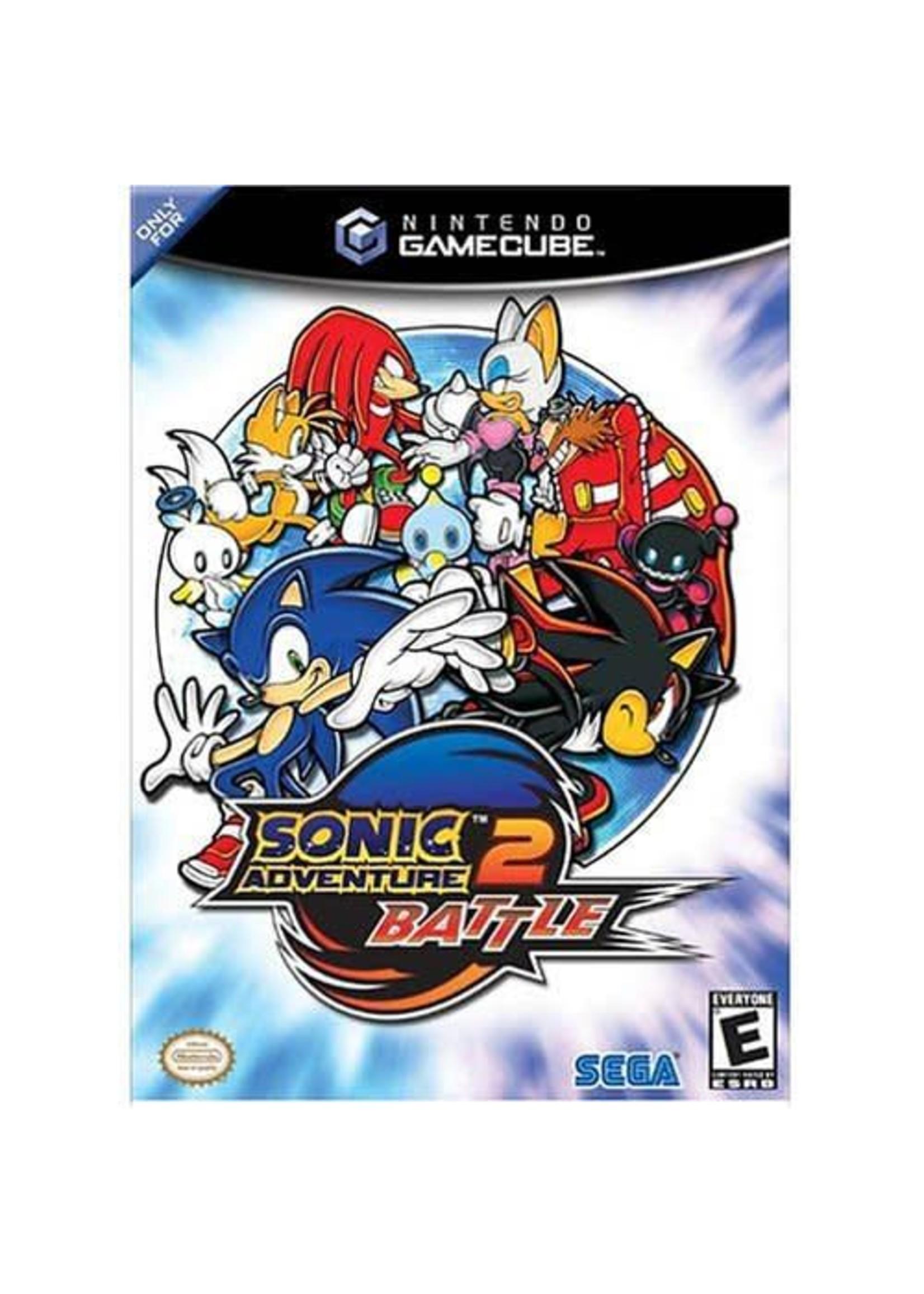 Sonic Adventure 2: Battle - NGC PrePlayed
