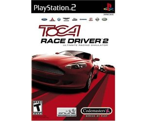 ToCA Race Driver 2 - PS2 PrePlayed