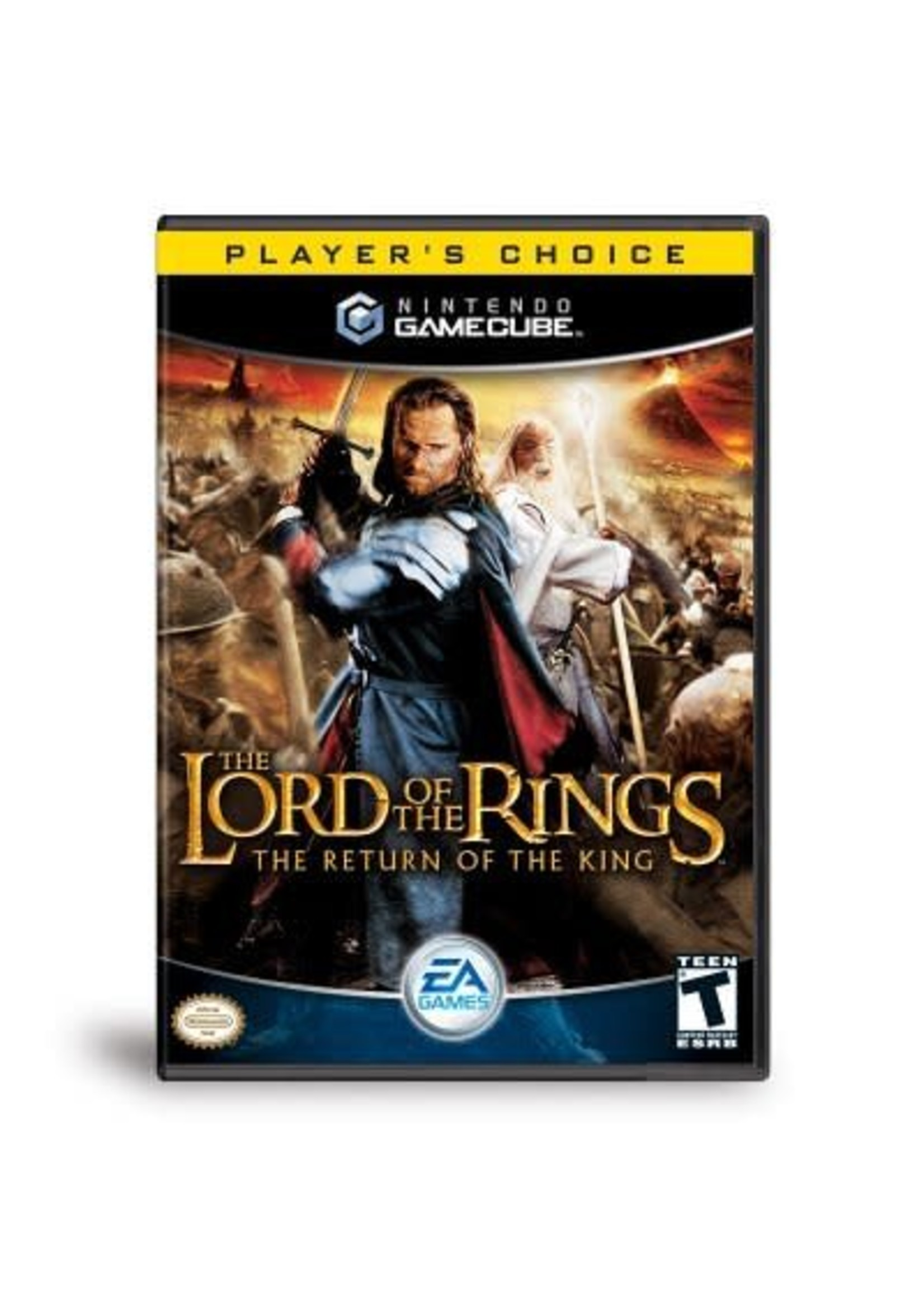 Lord of the Rings: Return of the King - NGC PrePlayed