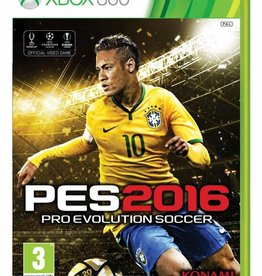 Pro Evolution Soccer 2016 - XB360 NEW