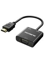 VicTsing / UGREEN HDMI to VGA with Audio Adapter