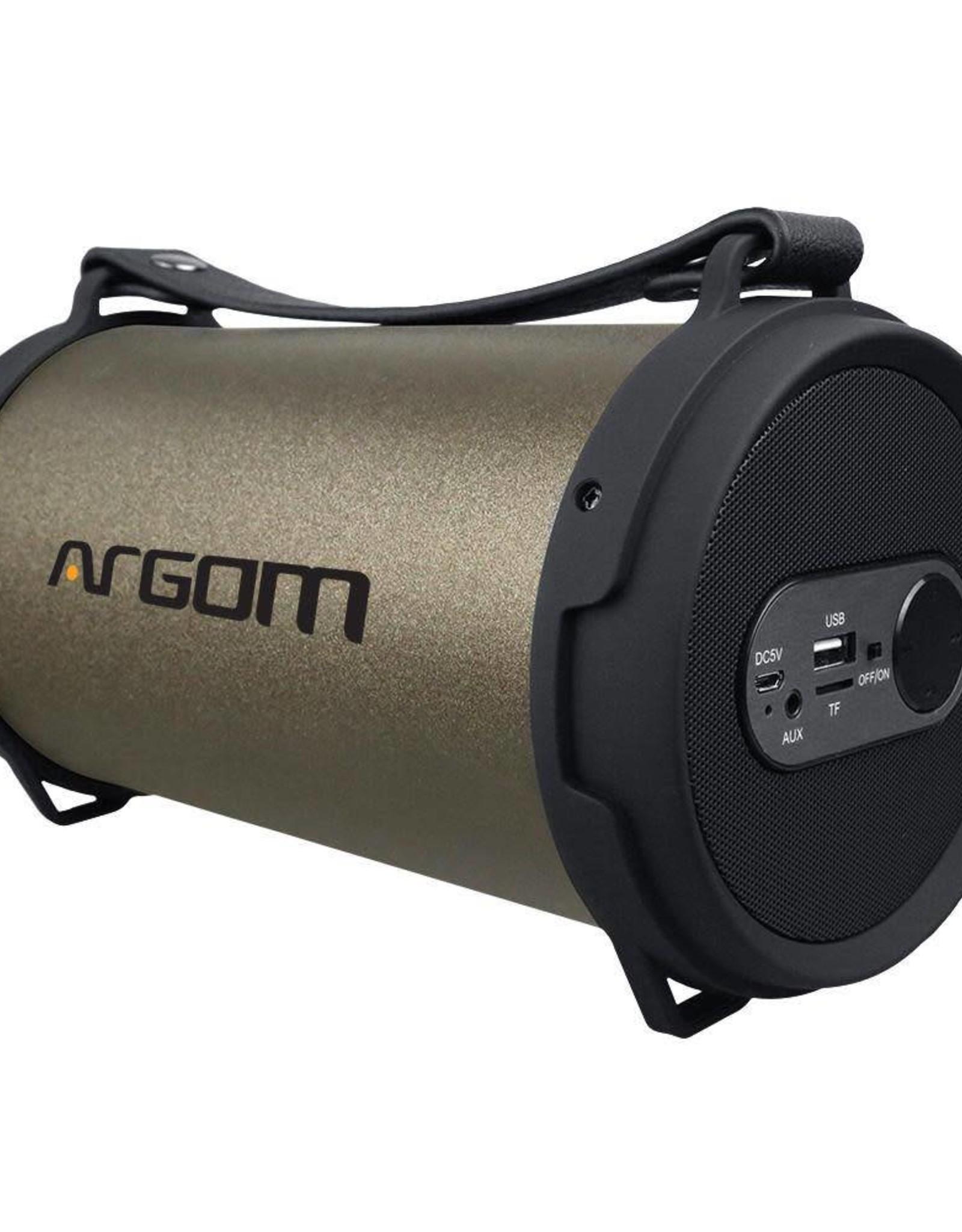 Argom Tech Argom Tech Bazooka Beats Hi Fi Speaker