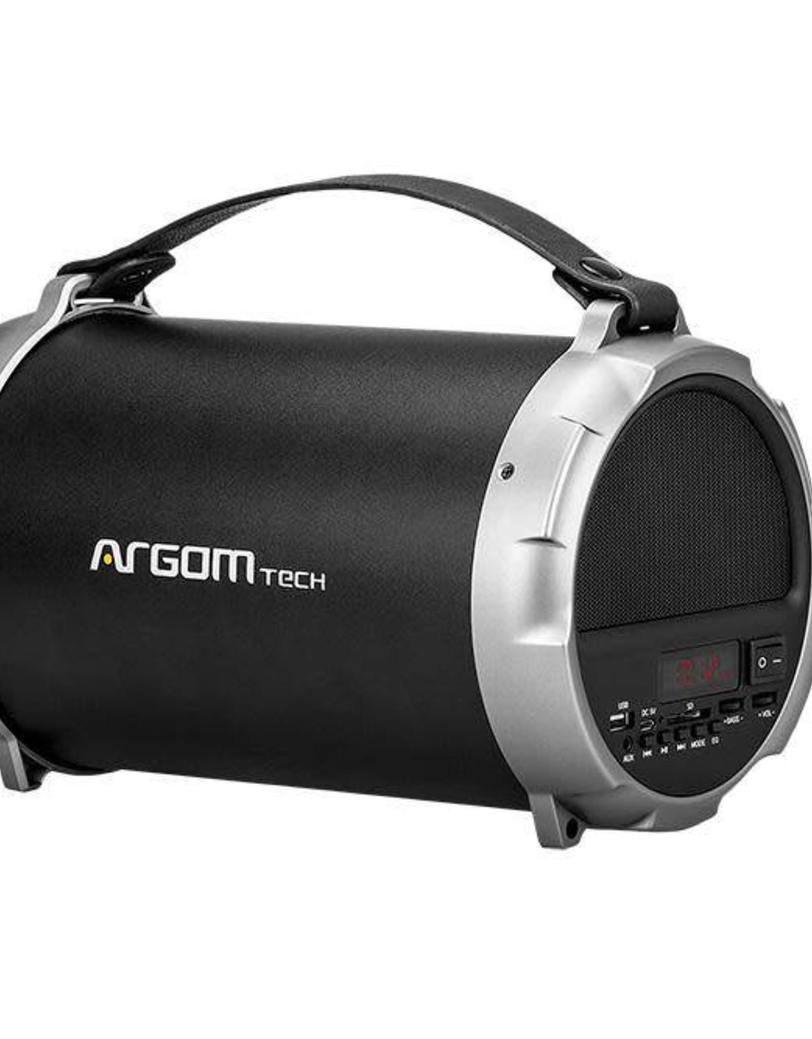 Argom Tech Argom Tech Bazooka Beats + 2.1 Ch FM Speaker