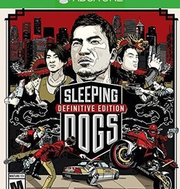 Sleeping Dogs Definitive Edition - XBOne PrePlayed