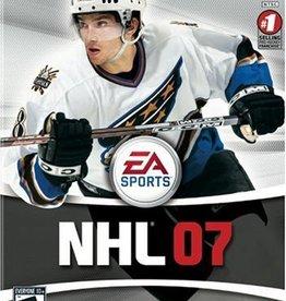 NHL 2K7 - XB360 PrePlayed