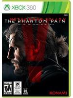 Metal Gear Solid 5: The Phantom Pain - XB360 PrePlayed