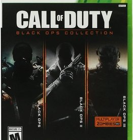 Call of Duty: Black Ops Collection - XB360 PrePlayed