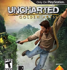 Uncharted: Golden Abyss - PSV PrePlayed
