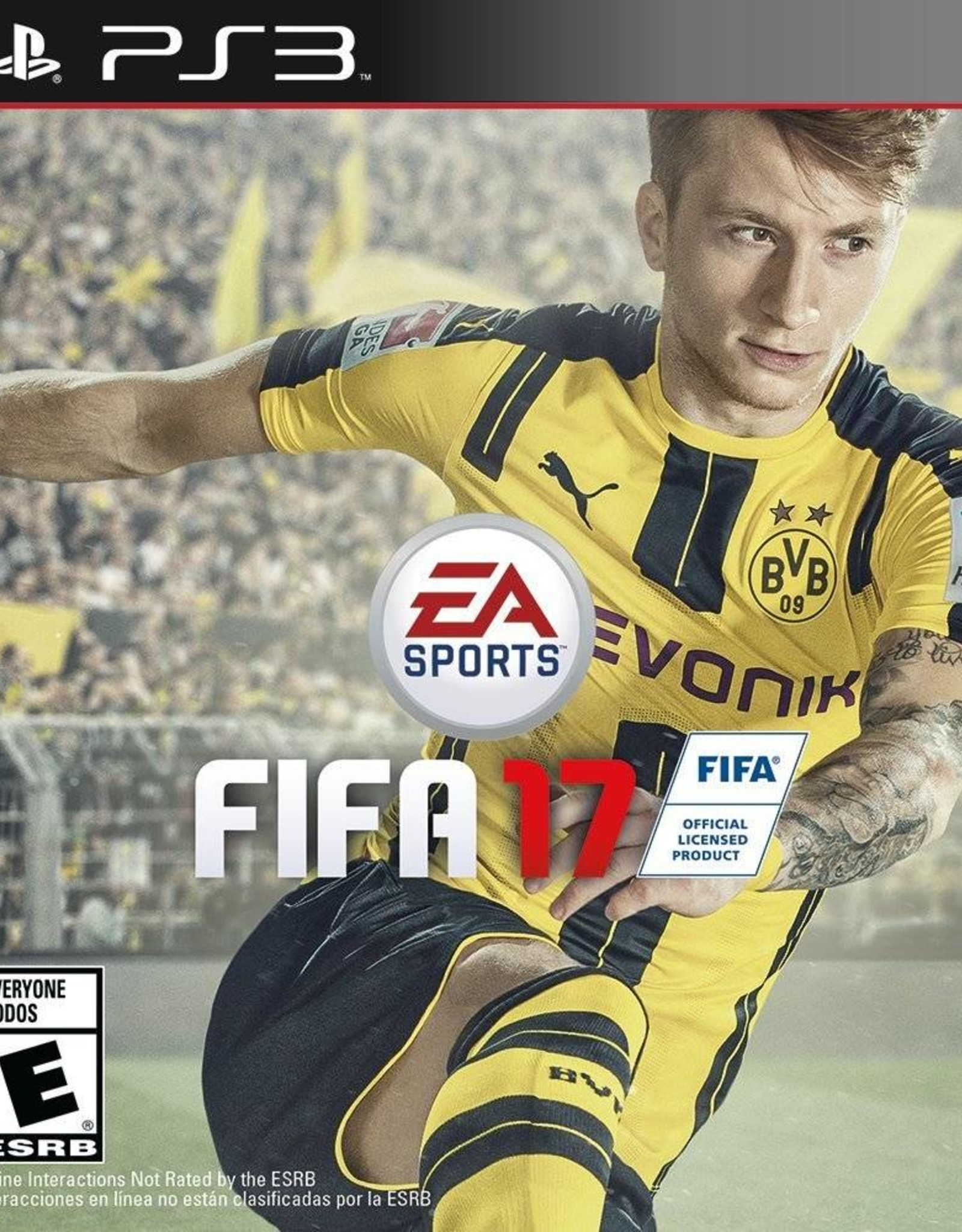 FIFA 17 - PS3 PrePlayed