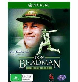 Don Bradman Cricket 14 - XBOne NEW